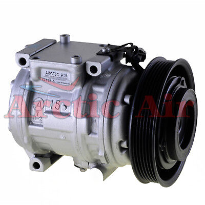 A//C Compressor 77320 fits 1998-2002 Toyota Corolla 1YW Reman