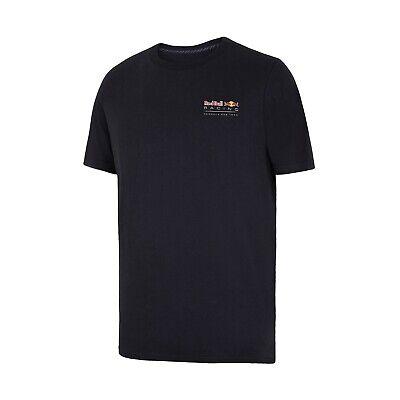 T-Shirt Red Bull Racing Formula One Team Mens Small Logo Tee F1...