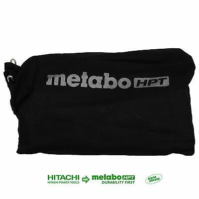 Metabo C8FSE Miter Saw Genuine OEM Dust Bag # 322955MX