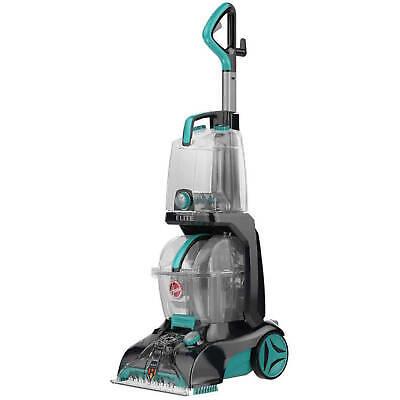 Hoover Power Scrub Elite Carpet Cleaner w/ HeatForce, FH50250 Blue-Free Shipping