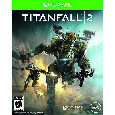 $8.13 - Titanfall 2 Xbox One [Brand New]
