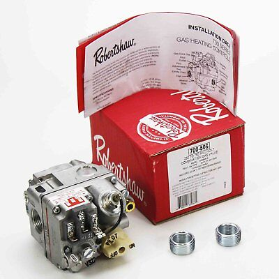 Robertshaw 700-506 Combination Gas Valve Uni-kit 24v