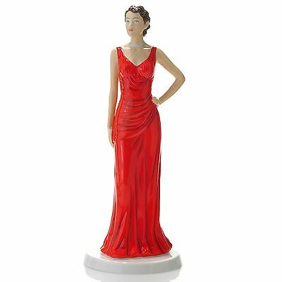 (NIB) Royal Doulton Fashion Through the Decades 1930s Jean Figr HN5593 Signed