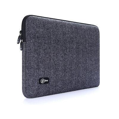 gk line Tasche für HP Pavilion x360 15-bk000ng Schutzhülle wasserfest schwarz (Tasche Hp Pavilion)