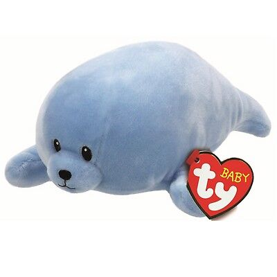 Ty Beanie Babies 32160 Squirt the Blue Seal