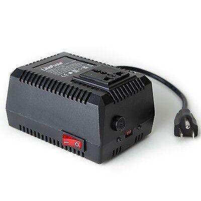 300 W Watt Step Up/Down Voltage Converter Transformer - Fuse Protection 110<>220