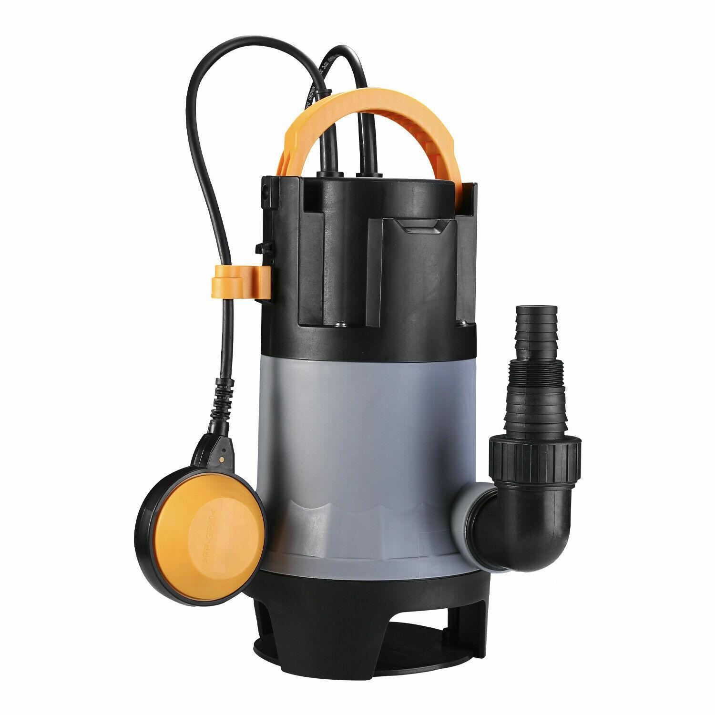 DEKO 1/2HP 400W Sump Pump Clean/Dirty Submersible Water Pump