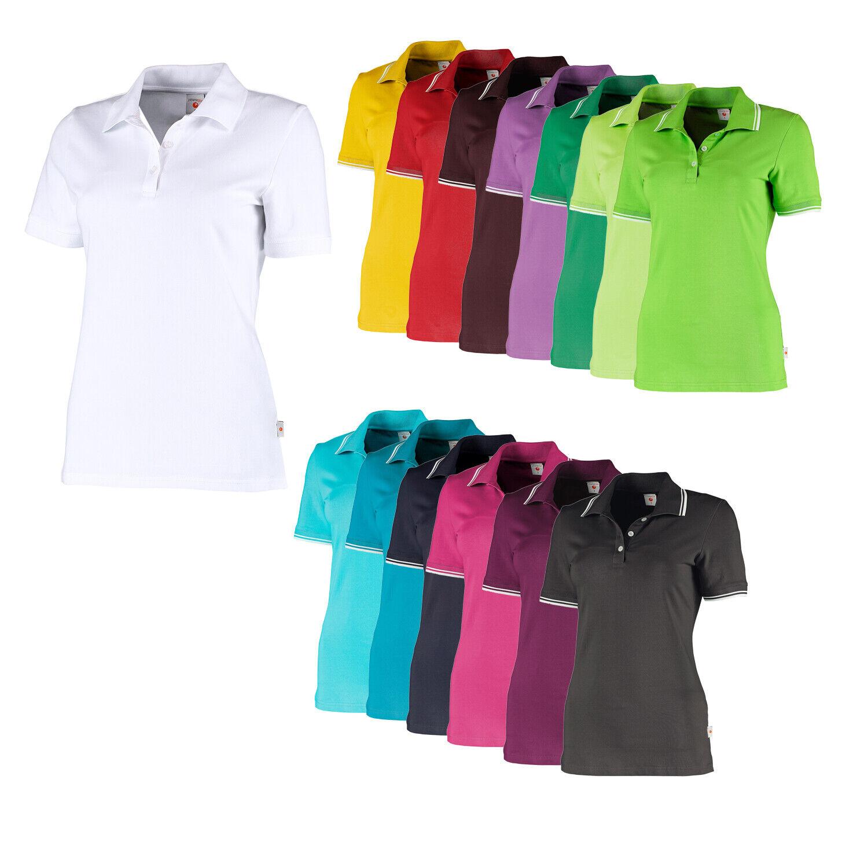 Whitewear Damen Polo-Shirt Piqué Mila Teampolo T-Shirt Praxis Arbeits-Kleidung