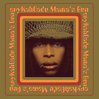 Erykah Badu Mamas Gun 2Nd Album Gatefold Motown Records New Sealed Vinyl 2 Lp