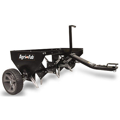 Agri-fab 45-0518 40 Inch Pull Behind Plug Aerator for Aerating Lawns and Grass