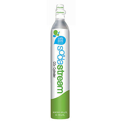 Sodastream 60 Liter Carbonator Spare Co2 Cylinder Flavored Sparkling Water Soda