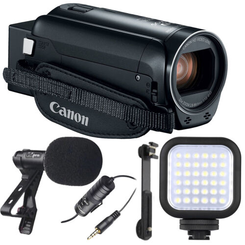 Canon VIXIA HF R800 Full HD Camcorder HFR800 with 57x Advanced Zoom Video Kit