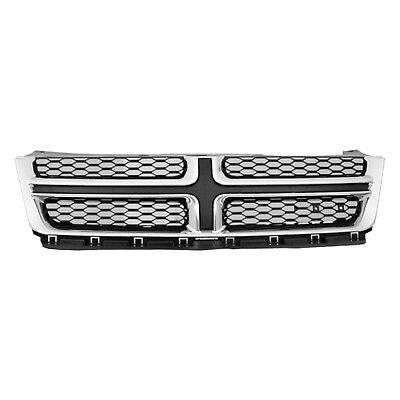Front Grille Fits 2011-2014 Dodge Avenger 104-02250A CAPA