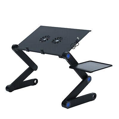 Aluminium Adjustable Laptop Stand Laptop Table Office Laptop Riser Standing Desk