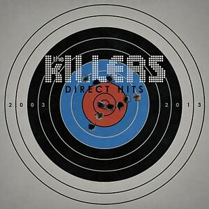 THE KILLERS DIRECT HITS CD