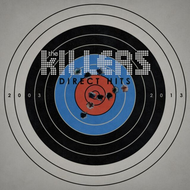 THE KILLERS DIRECT HITS 2003 - 2013 CD (GREATEST HITS / VERY BEST OF)