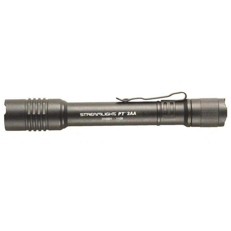 Led Flashlight 2aa Ebay