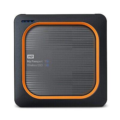 WD 500GB My Passport Wireless SSD External Portable Drive - WiFi USB 3.0