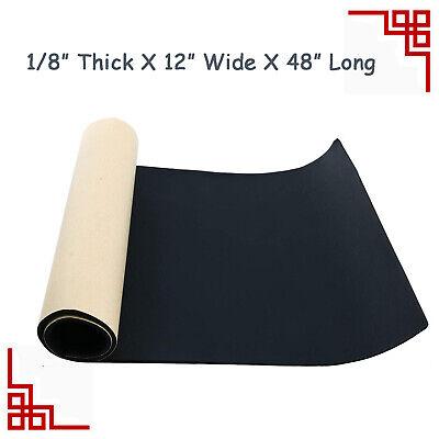 Foam Rubber Neoprene Sponge Padsheet Roll 18x12x48 Adhesive Closed Cell