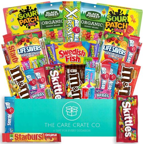 The Care Crate Ultimate Candy Box Care Package