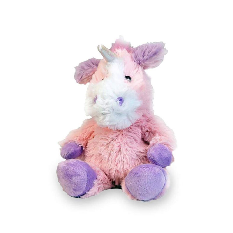 Warmies® Microwavable French Lavender Scented Plush Pink Unicorn Junior