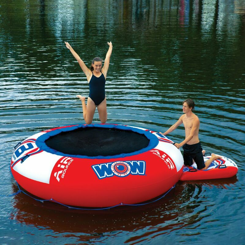 Inflatable Water Trampoline 10