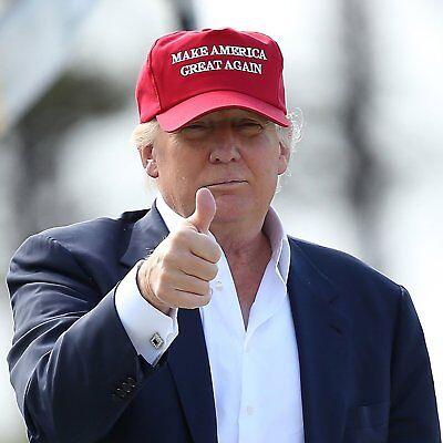 2016 Make America Great Again Hat Donald Trump Republican Campaign Success Cap