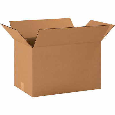 20 X 12 X 12 Long Cardboard Corrugated Boxes 65 Lbs Capacity 200ect-32