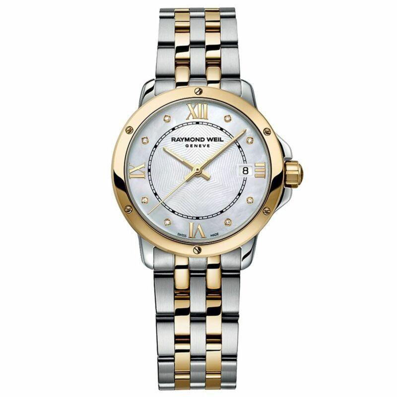 Raymond Weil 5391-STP-00995 Women Tango Mother of pearl Quartz Watch