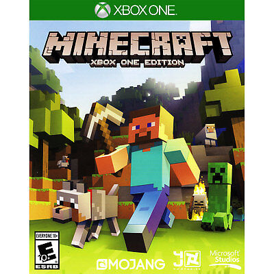 Minecraft: Xbox One Edition Xbox One [Factory Refurbished]