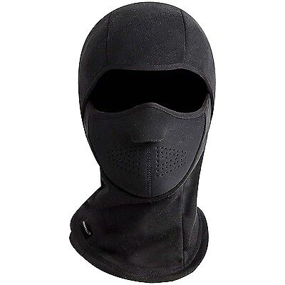 Motorcycle Cycling Balaclava Full Face Mask Ski Outdoor Winter Thermal Windproof