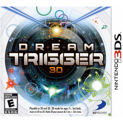 Dream Trigger 3D 3DS [Brand New]