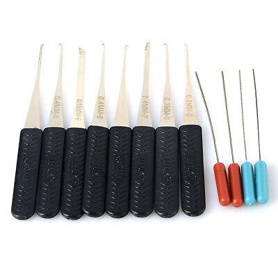 12pcs Broken Key Extractor Removal Hooks Needle Locksmith Mixed Tools New Hot Us