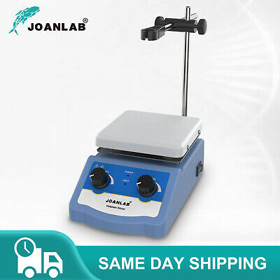 Hot Plate Magnetic Stirrer Mixer W Holder 1l 1000ml 280 For Laboratory