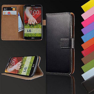 Brieftasche Handy für LG Optimus Tasche Display Schutz Folie Flip Case Etui Hyd (Handy Case Lg Optimus)
