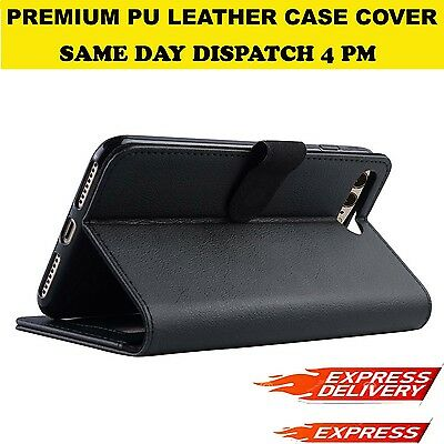 For Apple iPhone  5S/5/SE PREMIUM Leather Magnetic Flip Cover Wallet Case {B55