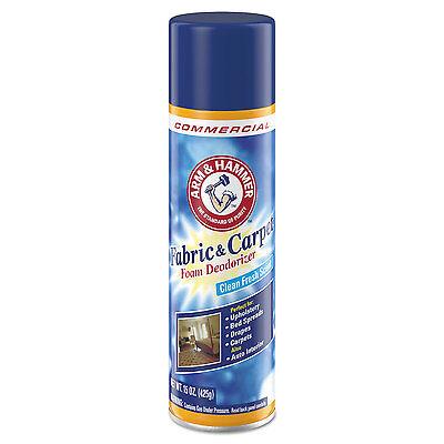 Arm & Hammer Fabric and Carpet Foam Deodorizer Qty 6