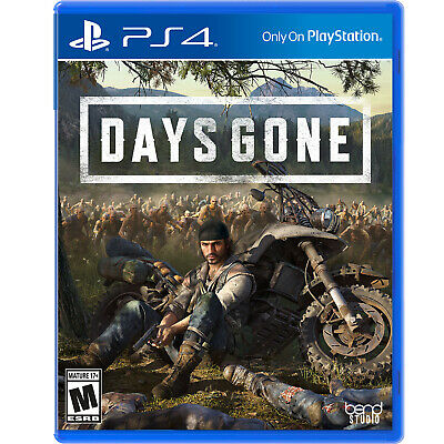 Days Gone PS4 [Factory Refurbished]