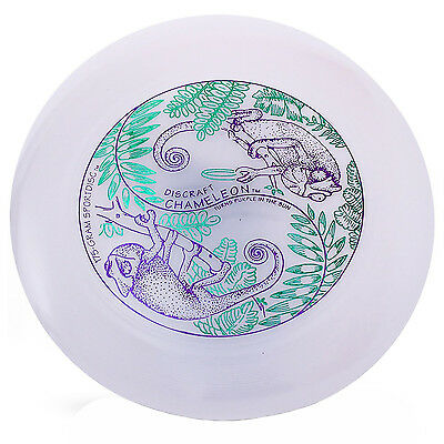 NEW Discraft ULTRA-STAR 175g Ultimate Frisbee Disc - ULTRAVIOLET COLOR CHANGING - Foam Frisbee