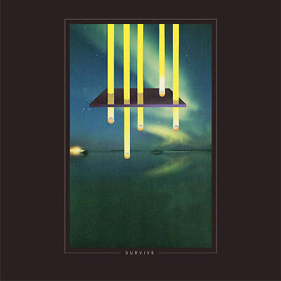 S U R V I V E RR7349 CD NEW Relapse Records CD7349R for sale  Shipping to India