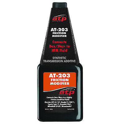 Transmission Fluid Additive-5 Speed Trans ATP