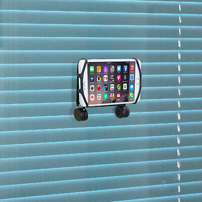 Universal Holder Kitchen Wall Mount Adjustable -Tablets and Phones i Pad Stand