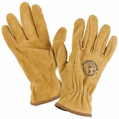 Womanswork Original Pigskin Work Gloves Small