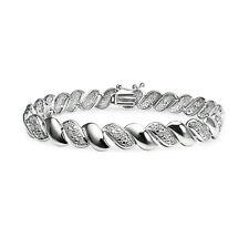 0.50ct TDW Diamond San Marco Bracelet (J-K,I3)
