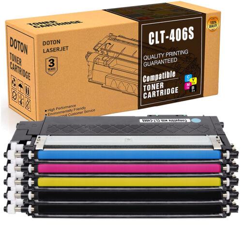 Toner XXL für Samsung CLP-360 CLP-365 W CLX-3300 CLX-3305 W CLX-3305FN CLT-406S