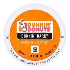 Dunkin' Donuts Dark Coffee keurig k-cups 48 count -FREE ...