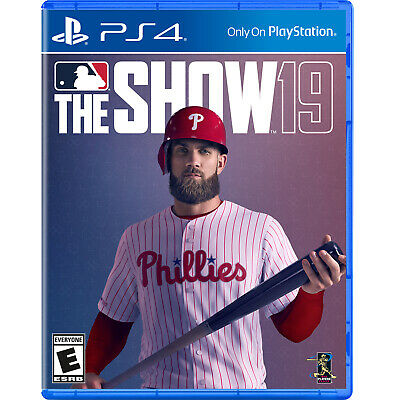 MLB The Show 19  PS4 [Brand New] Mlb The Show