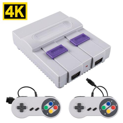 HDMI Super Classic Edition Console Mini Retro Built-in 821 Games 4K Home Game
