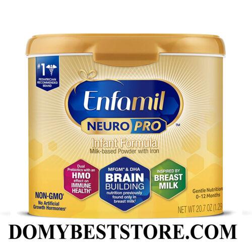 Enfamil NeuroPro Infant Formula 20.7 Oz  EXP 10/2022