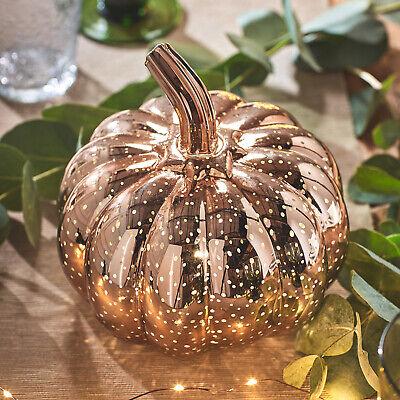 LED Dekoration Kürbis Halloween Deko Tisch Dekoration Warmweiß - Halloween Innen Dekoration